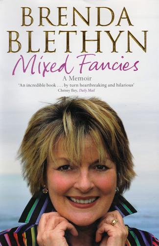 Brenda-Blethyn-autograph-book-signed-autobiography-tv-movie-film-memorabilia-first-edition-mixed-fancies-memoir-steaming-secrets-lies-vera