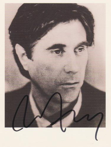 Bryan-Ferry-autograph-signed-rock-roxy-music-memorabilia-Virginia-Plain-Street-Life-Love-is-the-Drug-Jealous-Guy-More-Than-This-These-Foolish-Things-photo-postcard-great american songbook