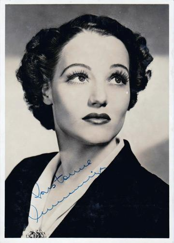Constance-Cummings-autograph-Constance-Cummings-memorabilia-signed-Hollywood-film-memorabilia-Blithe-Spirit-Long-Days-Journey-into-Night-Wings-Benn-Levy