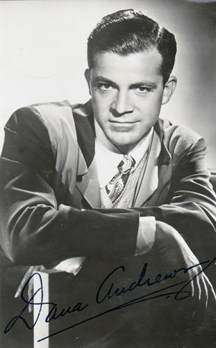 Dana-Andrews-Hollywood-movie-film-legend-autograph-signed-photo-cinema-memorabilia