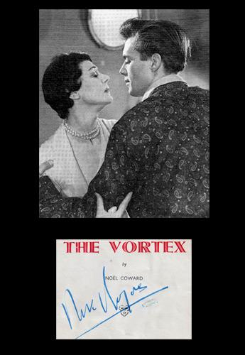 Dirk-Bogarde-autograph-dirk-bogarde-memorabilia-signed-the-vortex-programme-1952-lyric-theatre-hammersmith-by-noel-coward-stage-play-nicky-lancaster-signature
