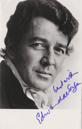 Edward-de-Souza-autograph-signed-hammer-house-of-horror-film-memorabilia-Phantom-of-the-Opera-Kiss-of-the-Vampire-1962-Dr-Who-James-Bond-Spy-Who-Loved-Me