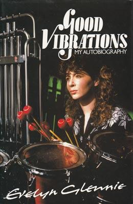Evelyn-Glennie-autograph-signed-auto-biography-good-vibrations-1990-percussion-deaf-classical-music-memorabilia