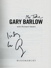 Gary-Barlow-signed-autobiography-My-Take-That-autographed-music-book