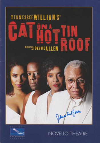 James-Earl-Jones-autograph-signed-west-end-theatre-memorabilia-Cat-on-a-hot-tin-roof-big-daddy-star-wars-memorabilia-darth-vader-field-of-dreams-cnn-lion-king