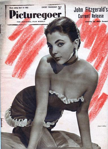 Joan-Collins-memorabilia-The-Stud-Bitch-Dynasty-Alexis-Colby-Carrington-Picturegoer-magazine-April-18-1953-cover-picture-photo-glamour-young-starlet