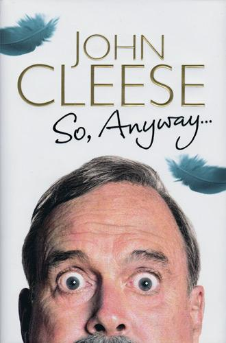 John-Cleese-signed-book-monty-python-memorabilia-autograph-tv-television-memorabilia-comedy-basil-fawlty-towers-autobiography-so-anyway-legend