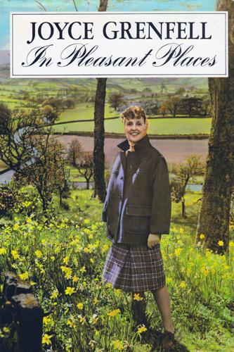 Joyce-Grenfell-autograph-signed-book-autobiography-in-pleasant-places-st-trinians-ruby-gates-1979-signature