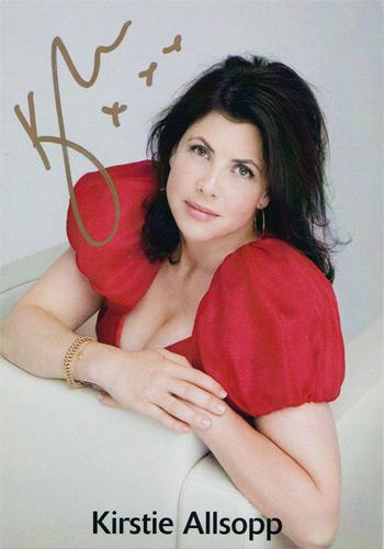 Kirstie-Allsopp-autograph-signed-channel-4-memorabilia-location-location-location-c4-relocation