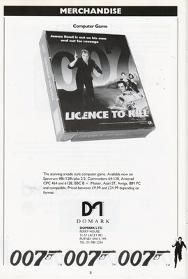 Licence-to-Kill-James-Bond-memorabilia-007-Exhibitors-Campaign-Book-Marketing-Timothy-Dalton-Merchandise-promotions-music-Talisa-Soto-Robert-Davi-souvenir