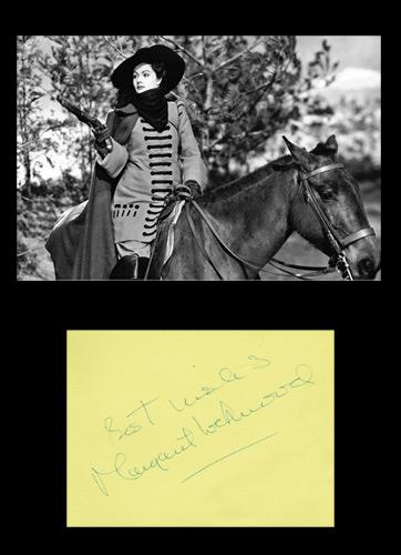 Margaret-Lockwood-autograph-Margaret-Lockwood-memorabilia-signed-film-memorabilia-wicked-lady-Man-in-Grey-Lady-Vanishes-Private-Lives-Pygmalion-letter-signature-book-album