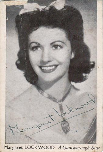 Margaret-Lockwood-autograph-signed-film-theatre-memorabilia-wicked-lady-The-Man-in-Grey-Love-Story-The-Lady-Vanishes-lorna-doone-Private-Lives-gainsborough-Pygmalion-Peter-Pan