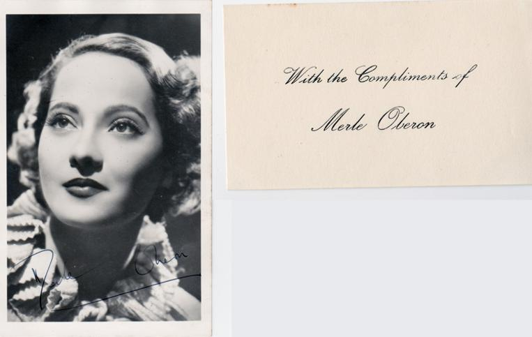 Merle-Oberon-Hollywood-movie-autograph-signed-memorabilia-Private-Life-of-Henry-VIII-Scarlet-Pimpernel-The-Dark-Angel-Best-Actress-Oscar-Wuthering-Heights-Song-to-Remember