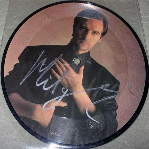 Midge-Ure-Ultravox-signed-That-Certain-Smile-picture-disc-1985-seven-inch-single-45-rpm-Chrysalis-music-memorabilia Band Live Aid Vienna