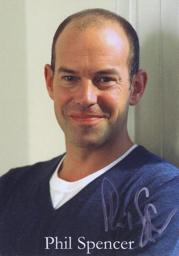 Phil-Spencer-autograph-signed-channel-4-tv-memorabilia-location-location-location-c4-relocation-secret-agent