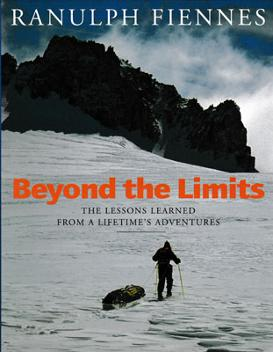 Ranulph-Fiennes-autograph-signed-book-Beyond-the-limits-lessons-learned--2000-adventure-explorer
