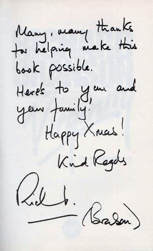 Richard-Branson-autograph-signed-autobiography-Losing-my-Virginity-virgin-group-signature-message-hand-writing-book-memoirs-career-life-history-records