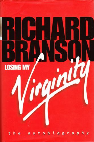 Richard-Branson-autograph-signed-autobiography-Losing-my-Virginity-virgin-group-signature-message-hand-writing-memoirs-book-career-life-history-records