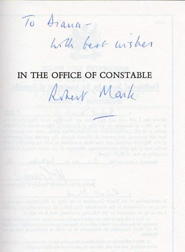 Sir-Robert-Mark-autograph-signed-book-autobiography-in-the-office-of-constable-metropolitan-police-commissioner-the-met-scotland-yard-first-edition