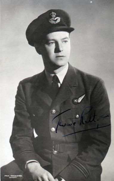 Terence-Rattigan-autograph-signed-threatre-memorabilia-stage-separate-tables-the-browning-version-winslow-boy-deep-blue-sea-raf-tail-gunner-ww2-vips-yellow-rolls-royce