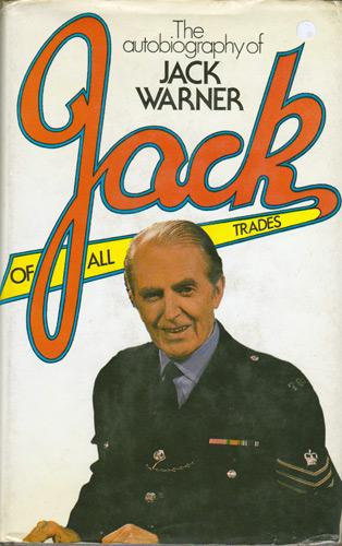 jack-warner-autograph-jack-warner-memorabilia-signed-tv-memorabilia-sergeant-george-dixon-of-dock-green-evening-all-hue-and-cry-the-final-test