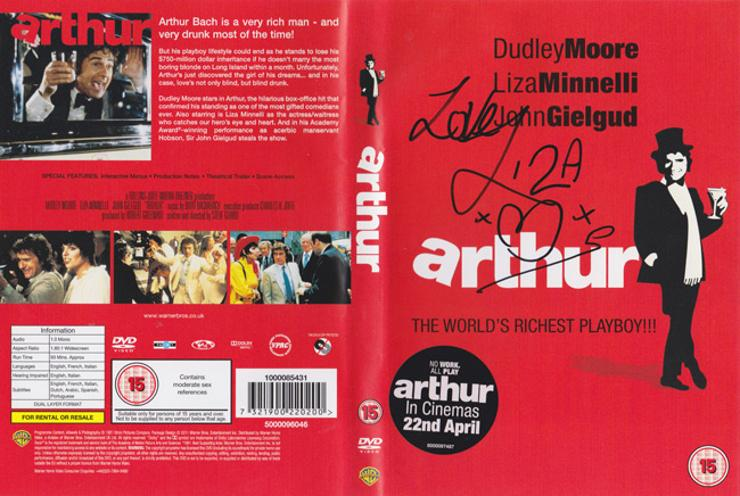 liza-minnelli-autograph-signed-movie-memorabilia-arthur-with-a-z-cabaret-judy-garland-arrested-development